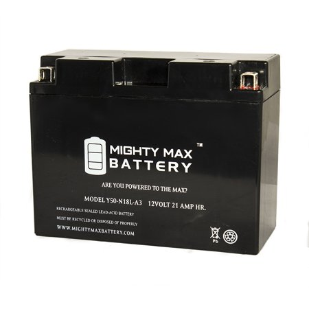 Y50-N18L-A3 Motorcycle Battery for Honda 1100cc GL1100 Gold Wing 1980
