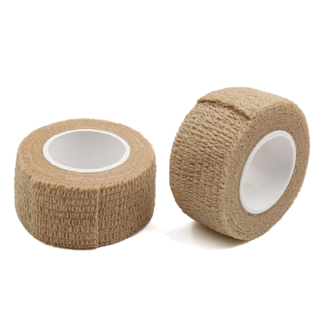 """2 Pcs Skin Color 1"""" Width Non-woven Self TapeFinger Wrist Ankle Roll"""