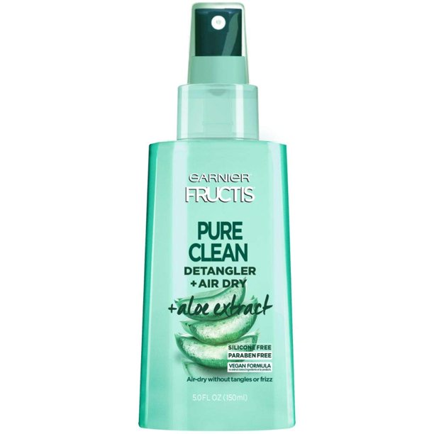 Garnier Fructis Style Pure Clean Detangler with Aloe Extract, 5 fl oz
