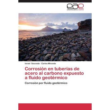 Corrosion En Tuberias de Acero Al Carbono Expuesto a Fluido (Flujo De Fluidos En Tuberias Ejercicios Resueltos)