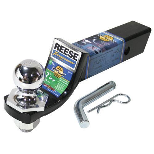 Reese Towpower 21536RAK 2-inch Towing Starter Kit With Pin