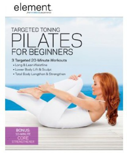 ELEMENT-TARGETED TONING PILATES FOR BEGINNERS (DVD) (DVD) by Ingram Entertainment