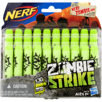 Official Nerf Zombie Strike Dart Refill Pack