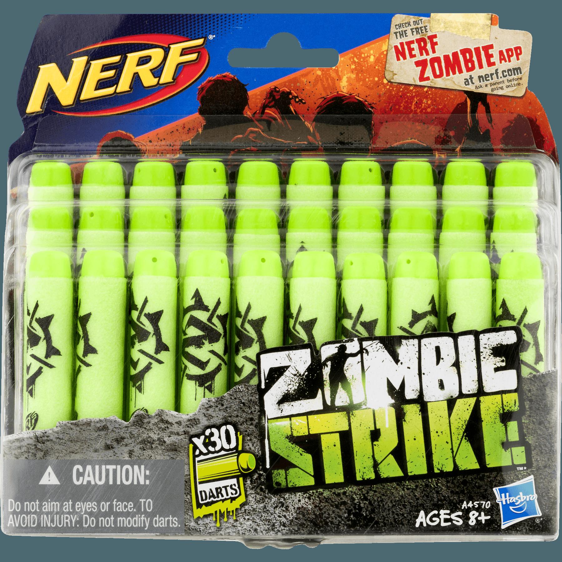 Official Nerf Zombie Strike Dart Refill Pack