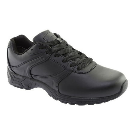 Women's Genuine Grip Footwear Slip-Resistant Athletic Plain Toe Work Shoes ()