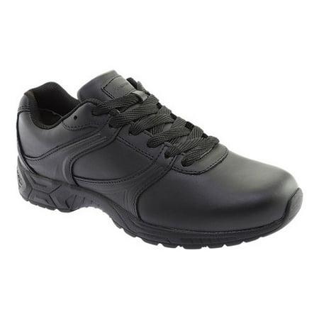 Women's Genuine Grip Footwear Slip-Resistant Athletic Plain Toe Work