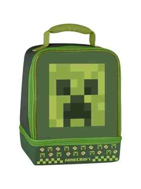 Thermos Minecraft Dual Lunch Kit