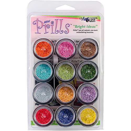 Mini Prills Collection, 3g, 12pk, Bright Ideas