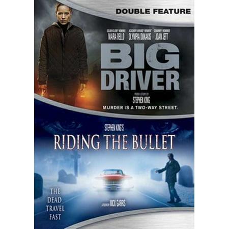 Riding Bullet - Big Driver / Riding The Bullet (DVD)