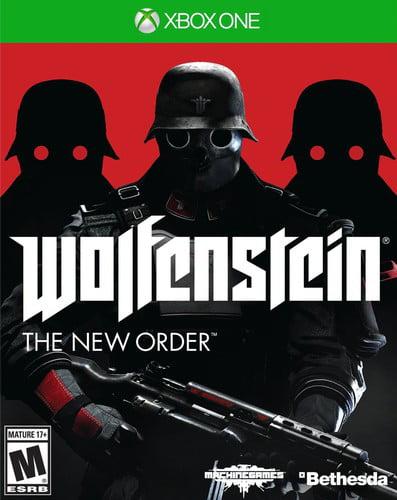Wolfenstein: The New Order, Bethesda Softworks, Xbox One, 93155118218