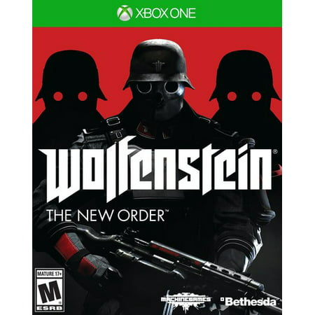 Wolfenstein: The New Order, Bethesda Softworks, Xbox One, (Wolfenstein The New Order All Health Upgrades)