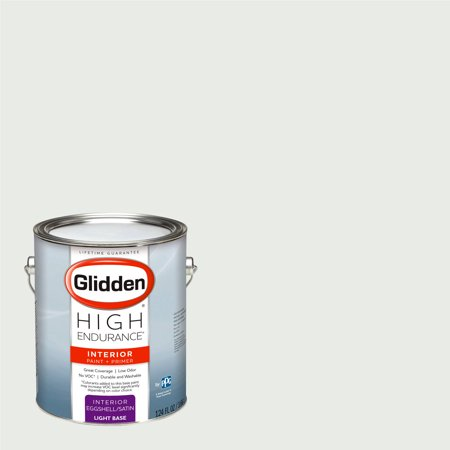 Glidden High Endurance Interior Paint And Primer Hint Of Green