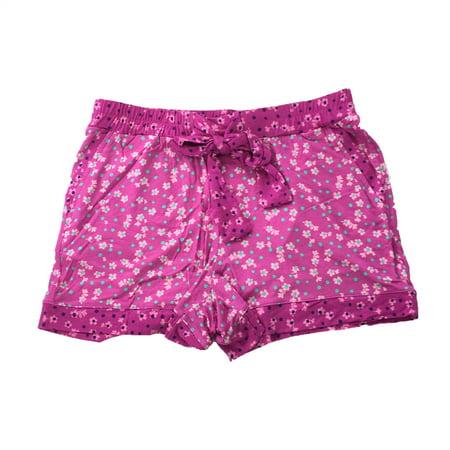 Vera Bradley Pajama Shorts, Ditsy Dot Rose - Medium for $<!---->