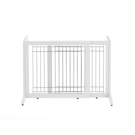 Freestanding Pet Gate For Small Dogs