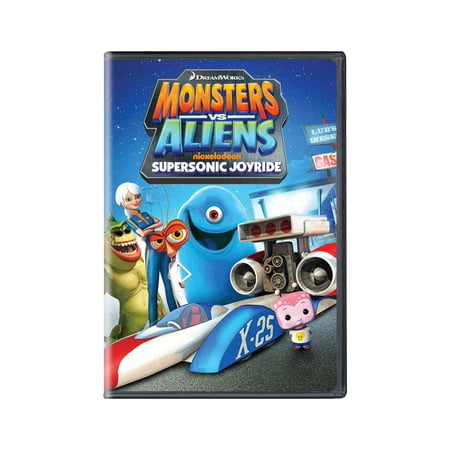 Bob Monsters Vs Aliens (Monsters vs. Aliens: Supersonic Joyride)
