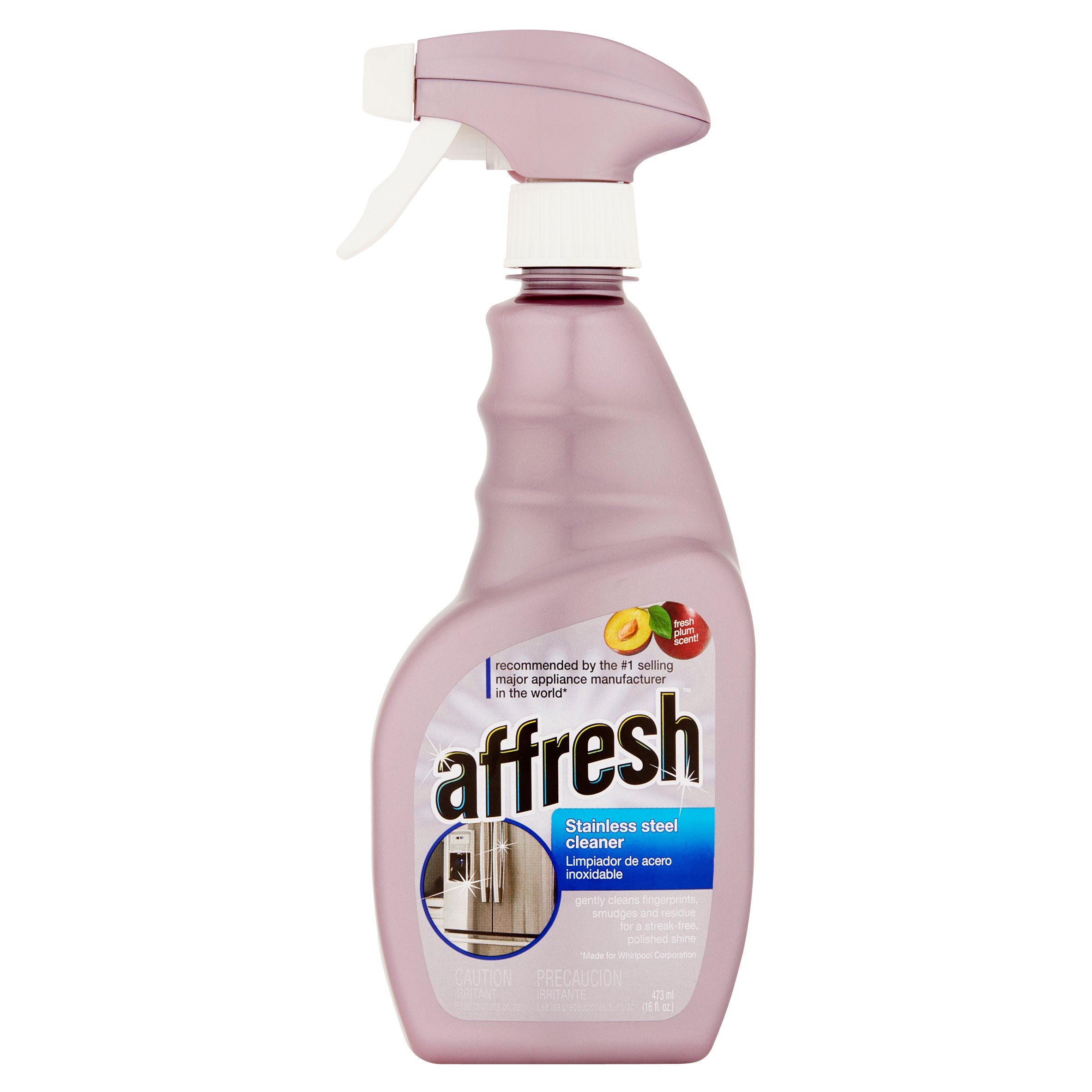 Affresh Stainless Steel Cleaner 16 Fl Oz Walmart Com Walmart Com
