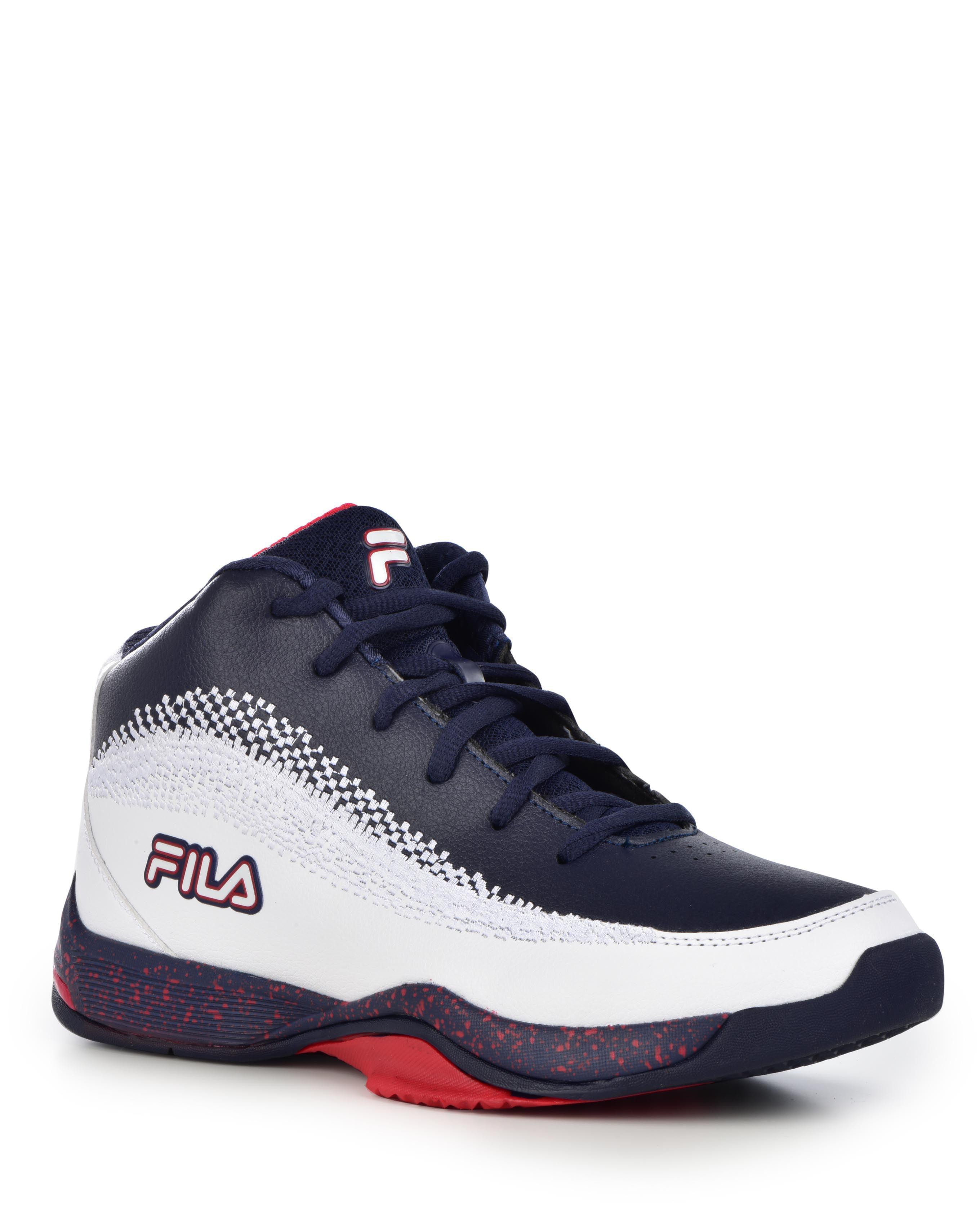 Fila Fila Men's Contingent 4 Basketball Sneaker