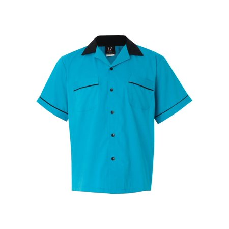 Hilton Wovens GM Legend Bowling Shirt