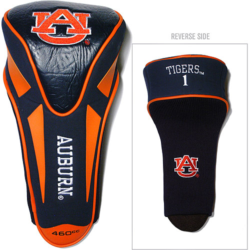 Team Golf NCAA Auburn Single Apex Driver Head Cover
