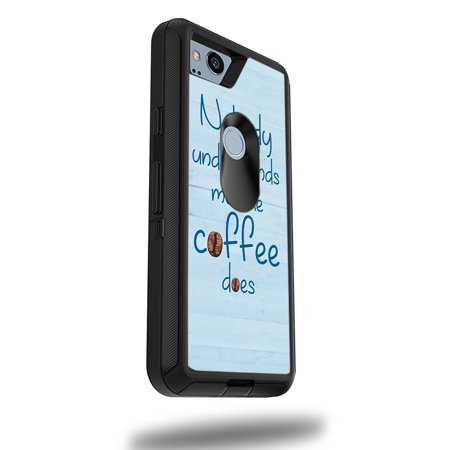 "MightySkins Skin For OtterBox Defender Google Pixel 2 XL 5.5"" Case - All Hives Matter 