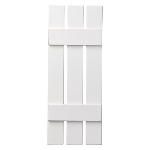 Ply Gem Open Board and Batten Shutter (Set of 2)