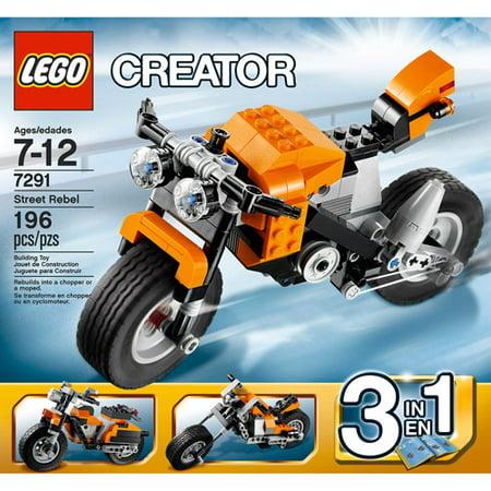 LEGO Creator Street Rebel