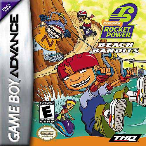 Rocket Power: Beach Bandits (GBA)