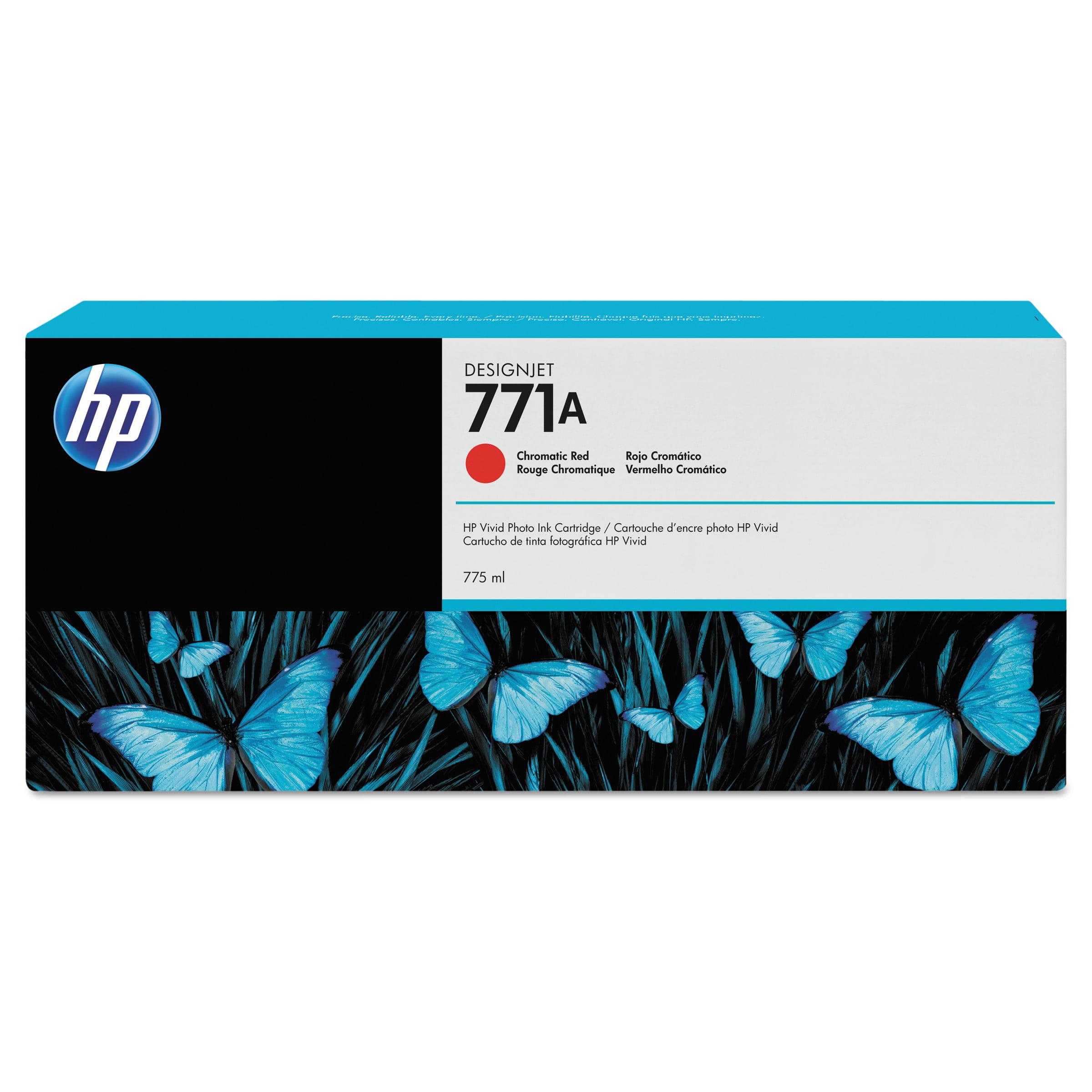 HP 771, (B6Y16A) Chromatic Red Original Ink Cartridge