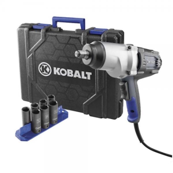 Kobalt 8-Amp 1/2-In Corded Impact Wrench 6904