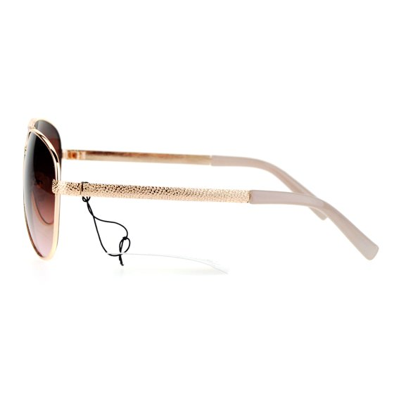 a52c0982ac1 SA106 Luxury Womens Metal Jewel Fashion Aviator Sunglasses Silver Purple -  Walmart.com