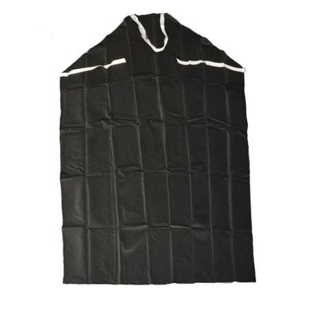 "- GSC International 12761 Rubberized Cloth Apron - 27"" x 42"""