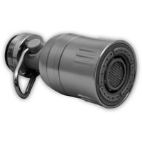 Niagara Conservation Deluxe Dual Spray 1.5 GPM Kitchen Faucet Aerator (Brushed Nickel)