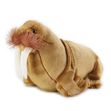 Lelly National Geographic Plush, Walrus - Walrus Dog