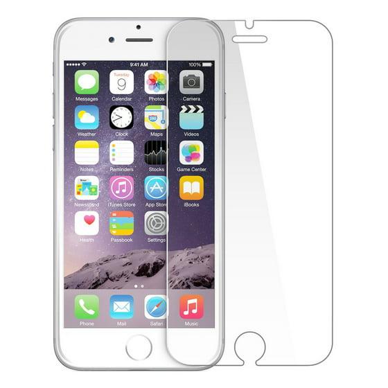 d8ff0271c36 IPhone 7 Plus Tempered Glass Screen Protector - Walmart.com