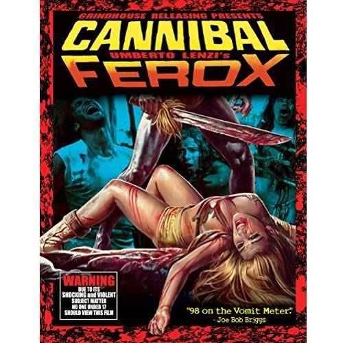Cannibal Ferox (Blu-ray + CD) (Widescreen)