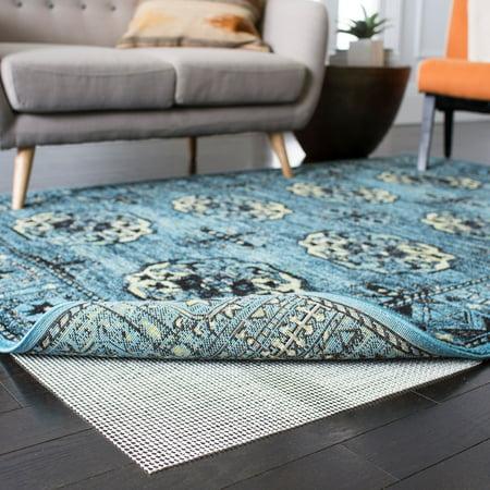 Safavieh Upgraded Grid Rug Pad for Hard Floor