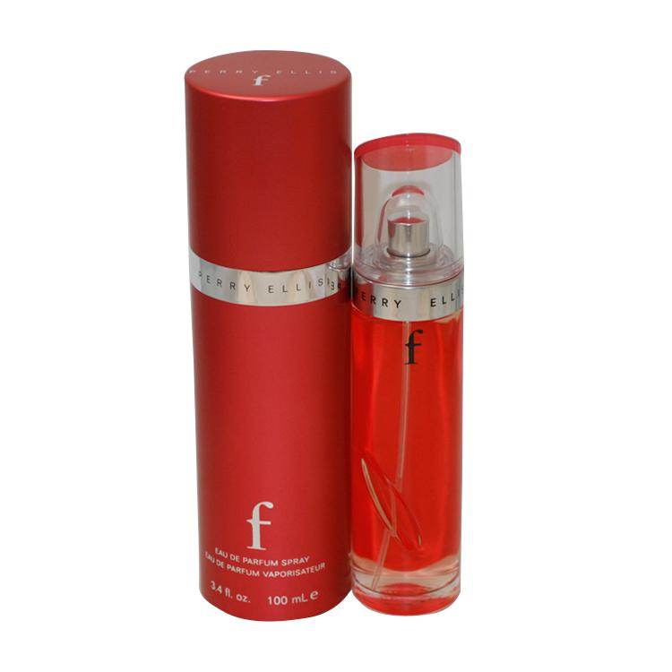 Perry Ellis F Eau De Parfum Spray 3.4 Oz / 100 Ml