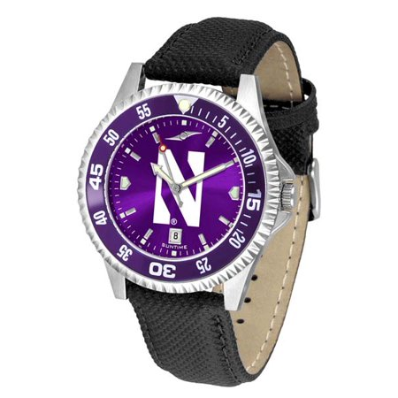 Northwestern Competitor AnoChrome - Color Bezel Watch