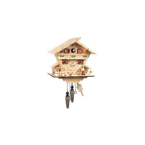 Alexander Taron 482-7QM Engstler Battery-operated Cuckoo Clock Full Size by Alexander Taron