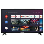 """Sceptre 43"""" Class FHD (1080p) Android Smart LED TV with Google Assistant (A438BV-F)"""
