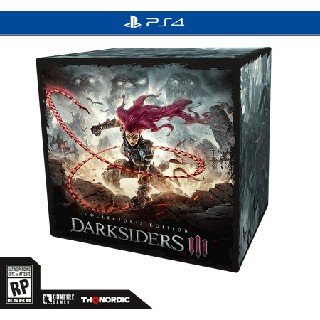 Darksiders 3 Collector's Edition, THQ-Nordic, PlayStation 4, (Halloween 3 Collector's Edition)