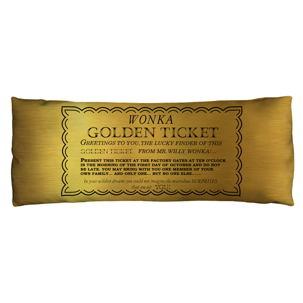 Trevco Willy Wonka And The Chocolate Factory/I Got A Gold...