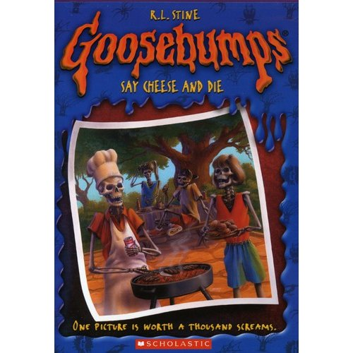 GOOSEBUMPS-SAY CHEESE & DIE (DVD/FS-1.33/ENG-SUB/RE-PKGD)
