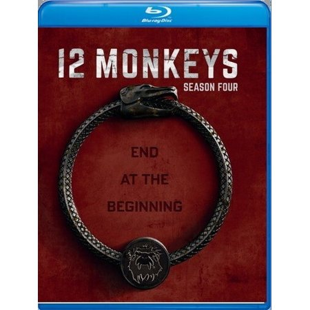 12 Monkeys: Season Four (Blu-ray)