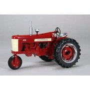 International Harvester Farmall 450 Gas Single Front Tractor 1/16 Diecast Model by Speccast