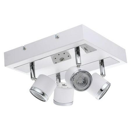 Orren Ellis Bethesda 4-Light LED Directional & Spotlight