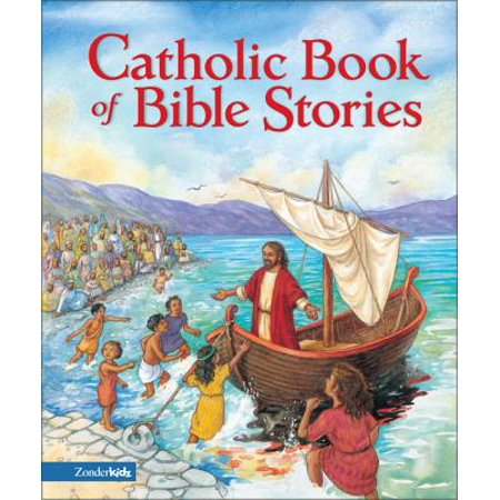 Catholic Book of Bible Stories (Catholic Story About Halloween)
