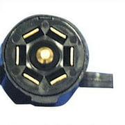 Pollak 12706 Tow Wiring 7-Way Connector Plug