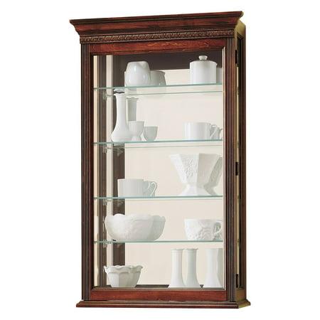 Howard Miller Edmonton Curio Cabinet - Howard Miller Contemporary Curio Cabinet
