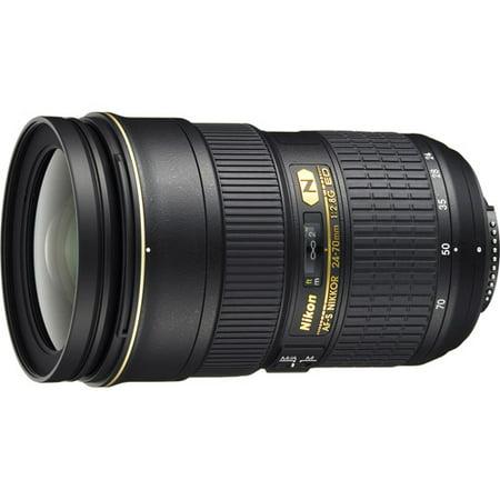 Nikon Af S Nikkor 24 70Mm F 2 8G Ed Wide Angle Lens